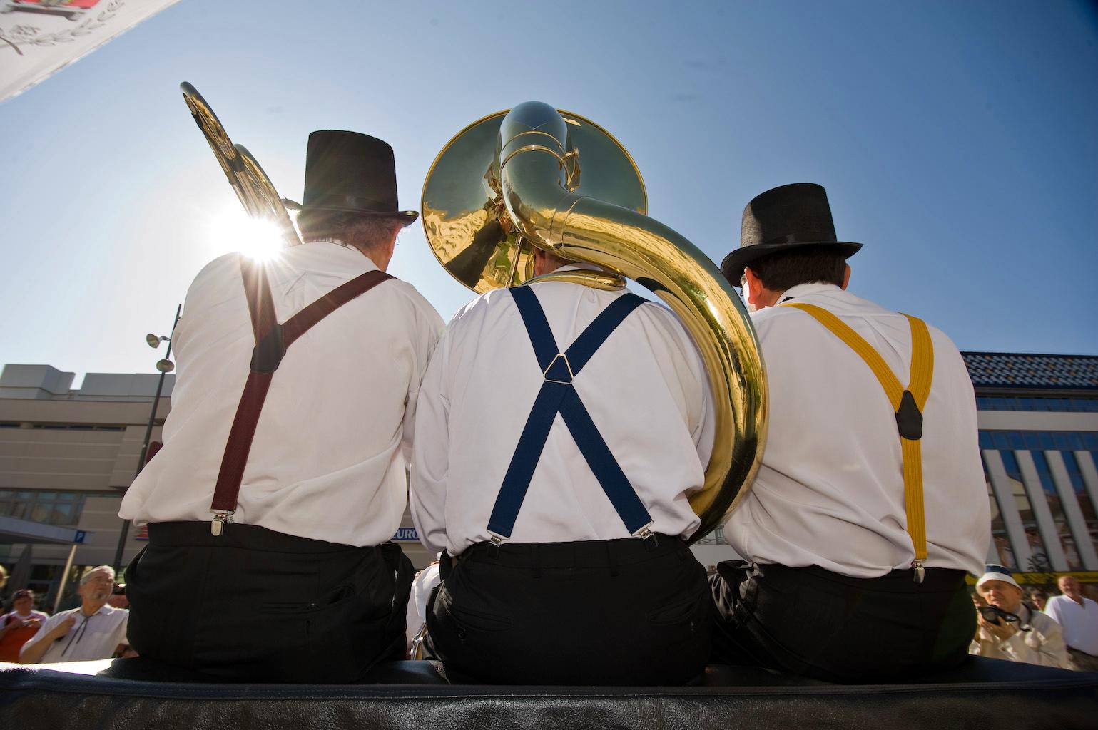 daniel speer brass zenekar